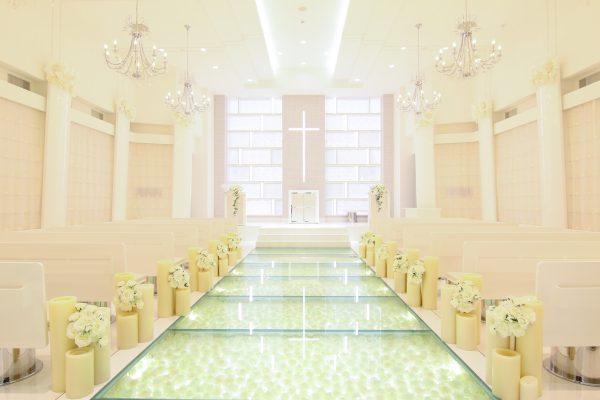 "Chapel ""Lumiere Blanche"""